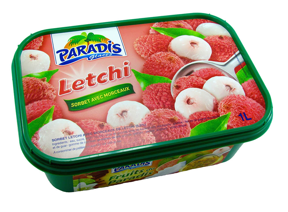 Sorbet Letchi