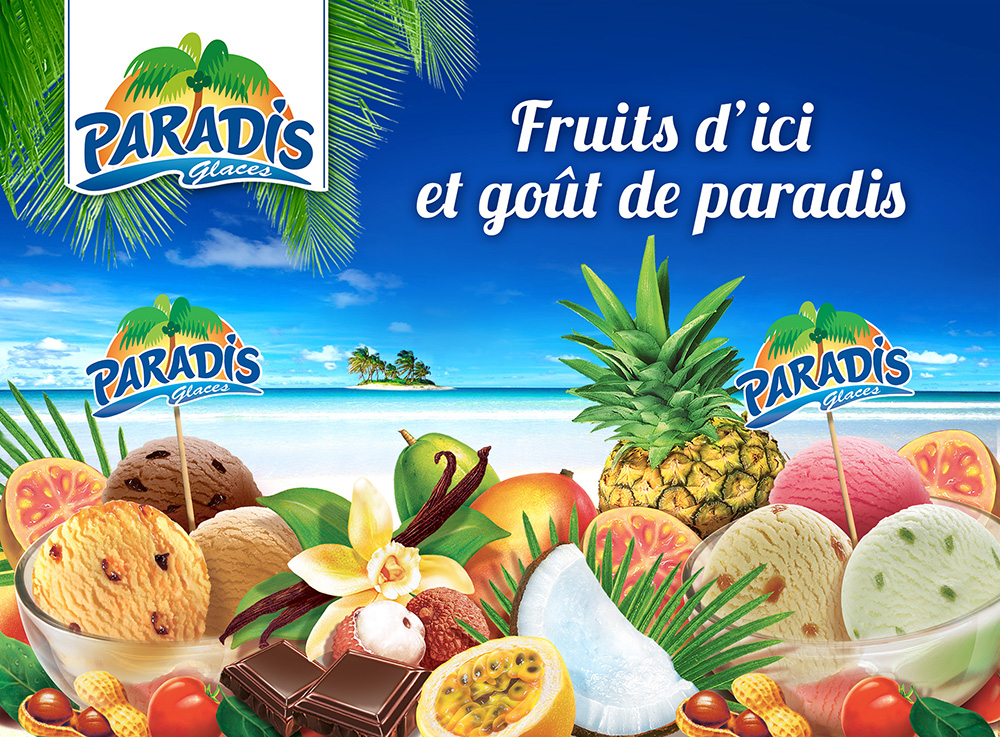 Les Fruits du Paradis